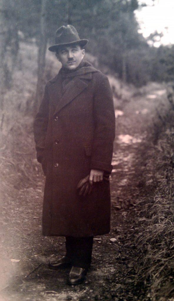 Мой прадедушка Убальд Францевич Мика