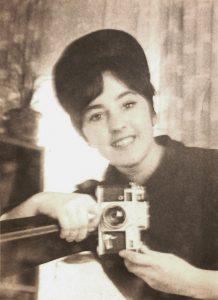 Моя мама Мысловская Галина Яковлевна