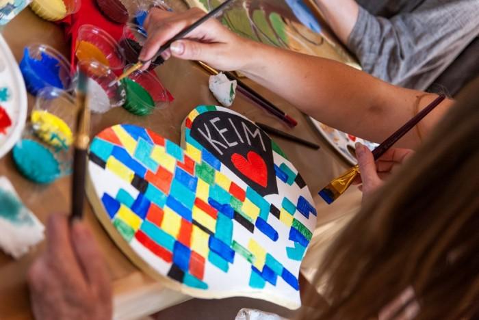 семинар для Мастеров изобразительного искусства