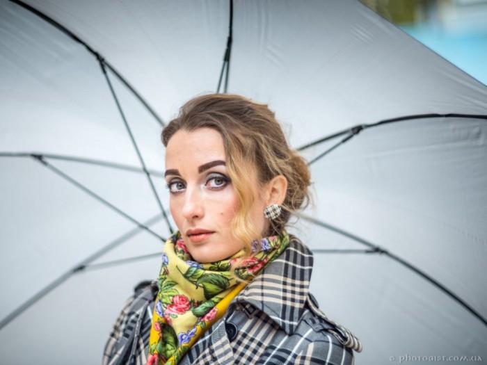 Фотосессия с зонтиками в День Рождения фотоклуба «Sett»
